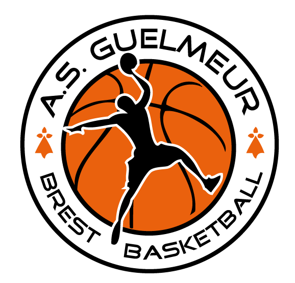 Logo AS Guelmeur
